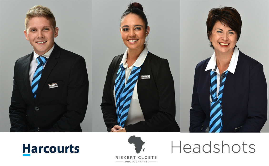 Commercial Headshots – Harcourts