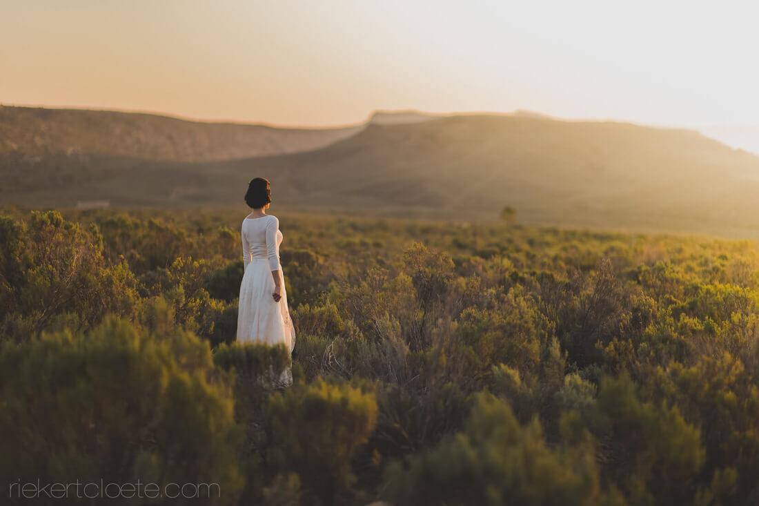 Matjiesfontein Bride