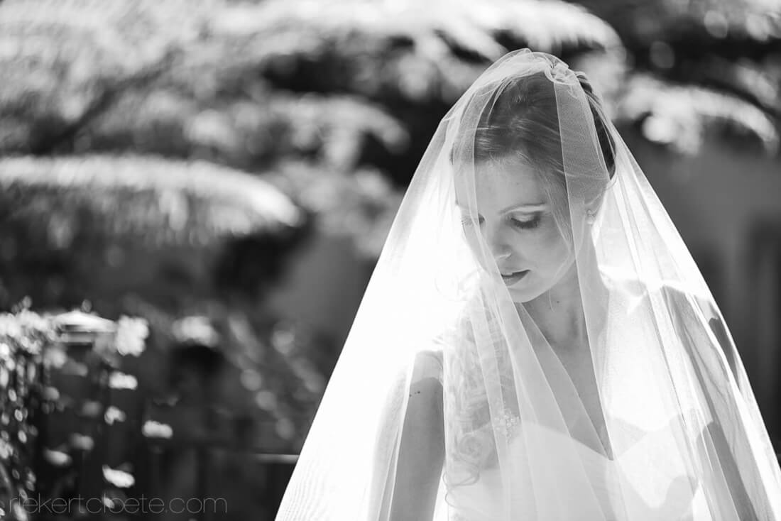Bride in Cape Town