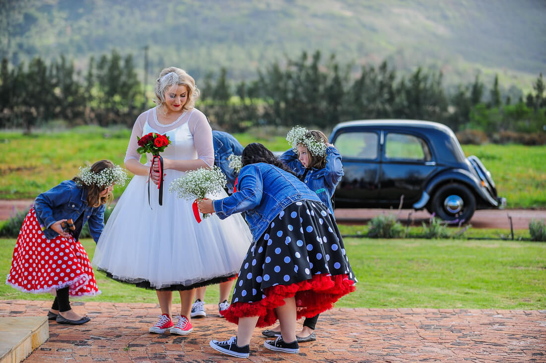 Wedding Tips: Plains, Trains and Automobiles (Week 6)