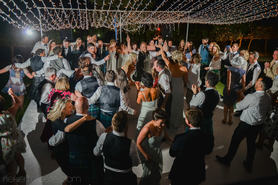 Dancing at Vrede and Lust