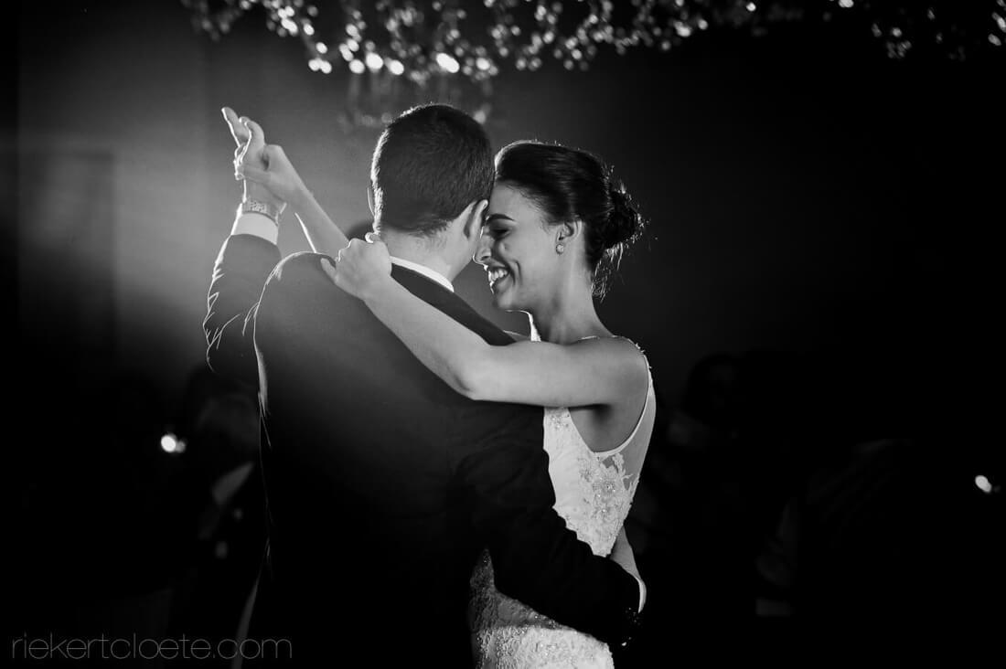 Wedding in Stellenbosch Reception