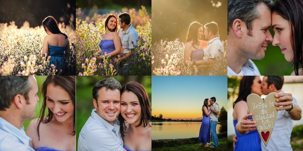 Western Cape Engagement shoot