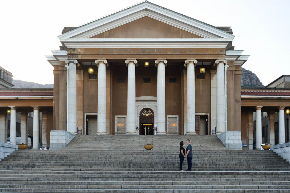 UCT engagement shoot