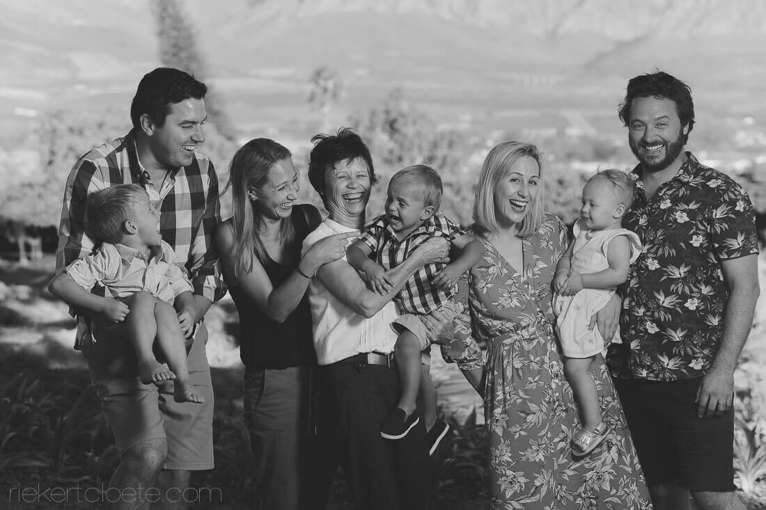 Family shoot Paarl