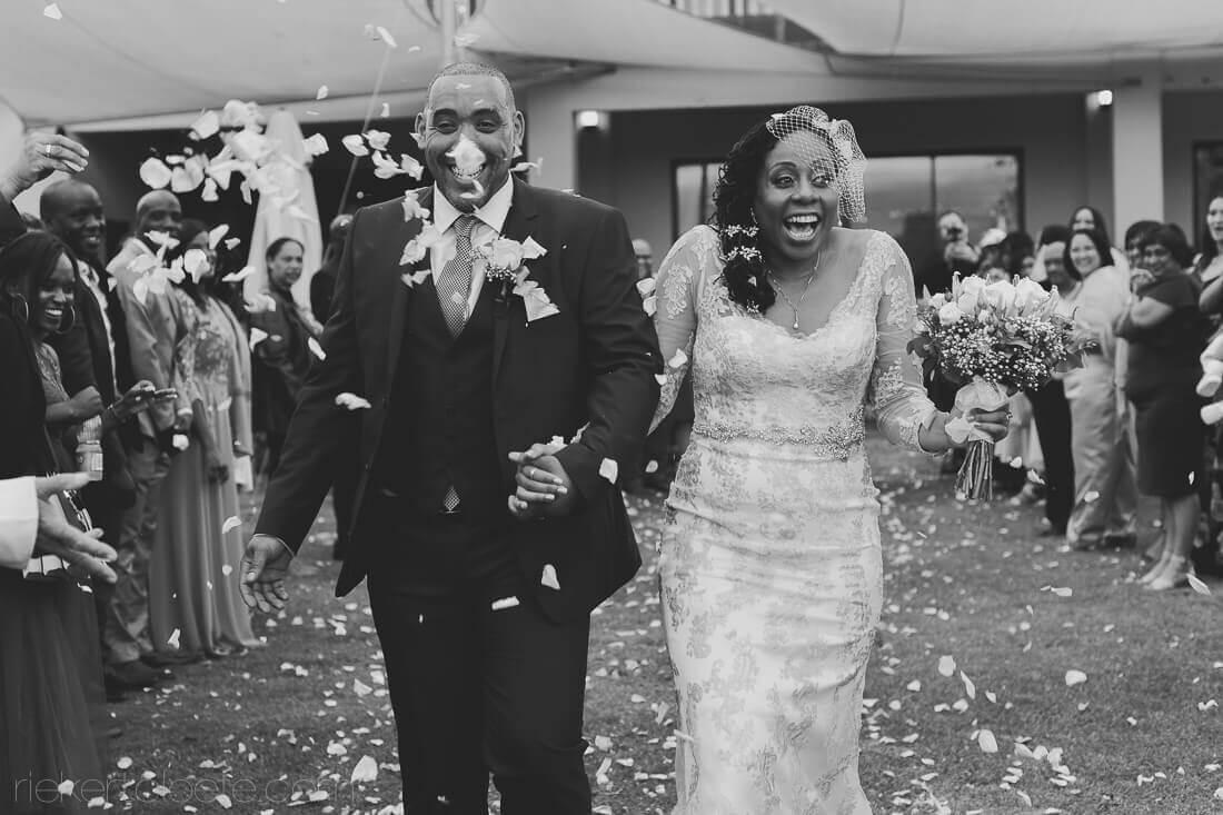 Wedding at Hudsons