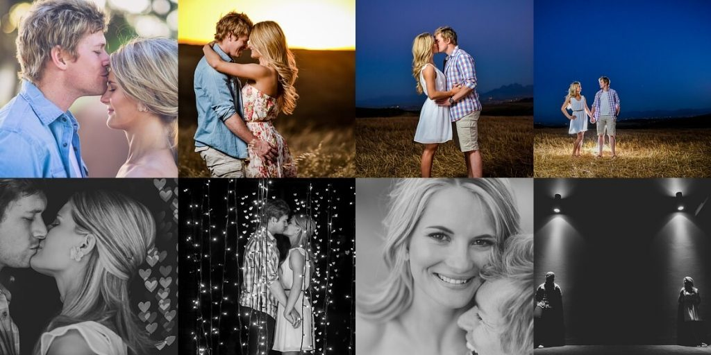 Durbanville Engagement shoot