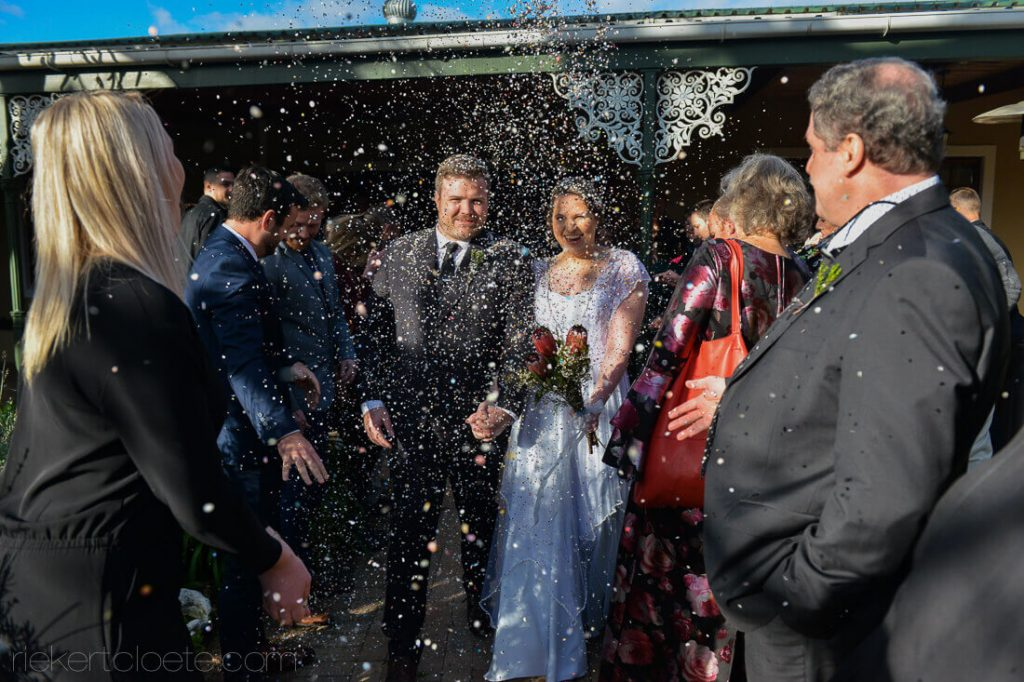 Confetti at Skilpadvlei