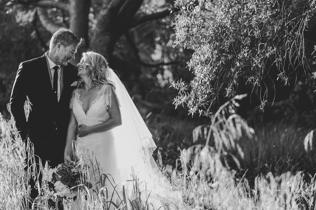 Therese Benade wedding at Saronsberg