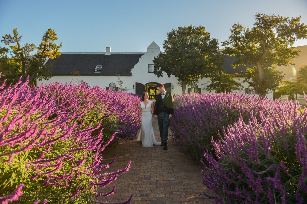 Steenberg Scottish wedding