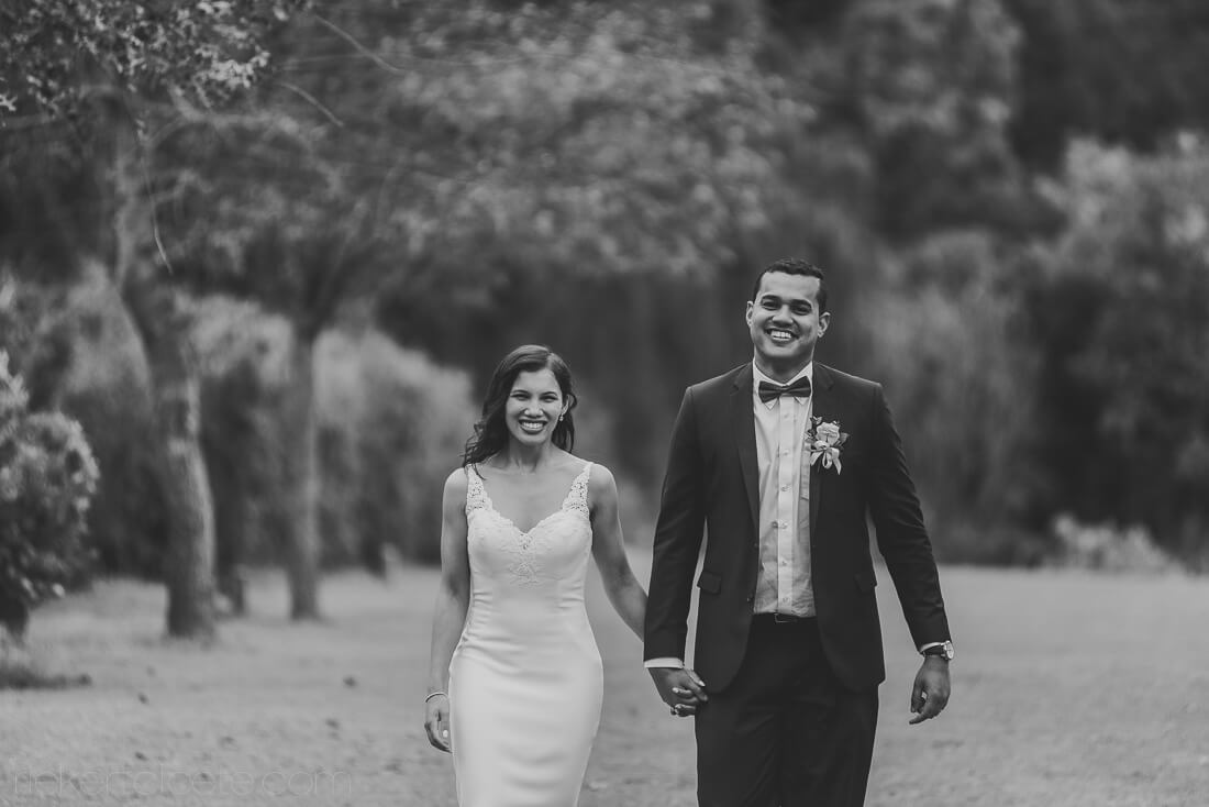Stellenbosch Couple wedding