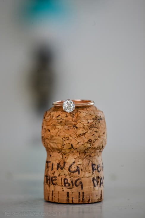 ring on cork
