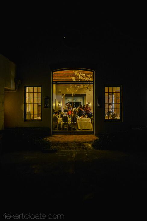 Steenberg at night
