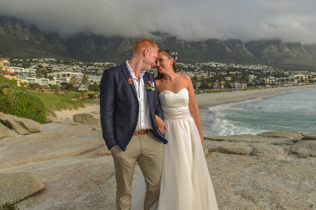 ELopement wedding Cape TOwn