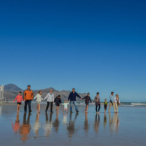Family shoot in Stellenbosch and Strand, Cape Town
