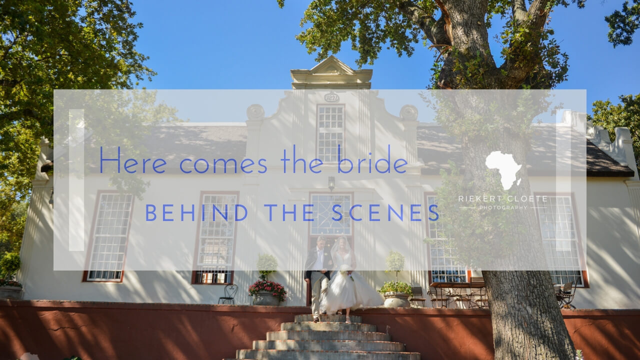 BTS – Here comes the bride