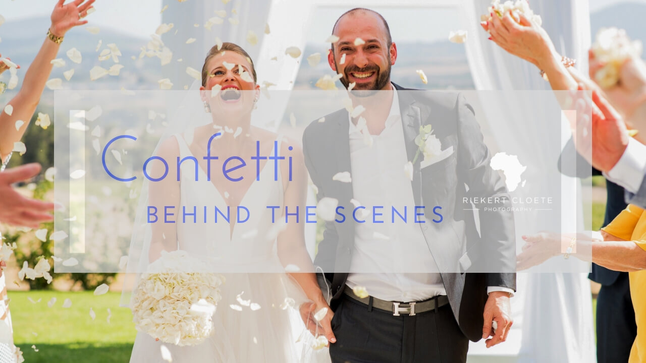 Behind the Scenes – Confetti