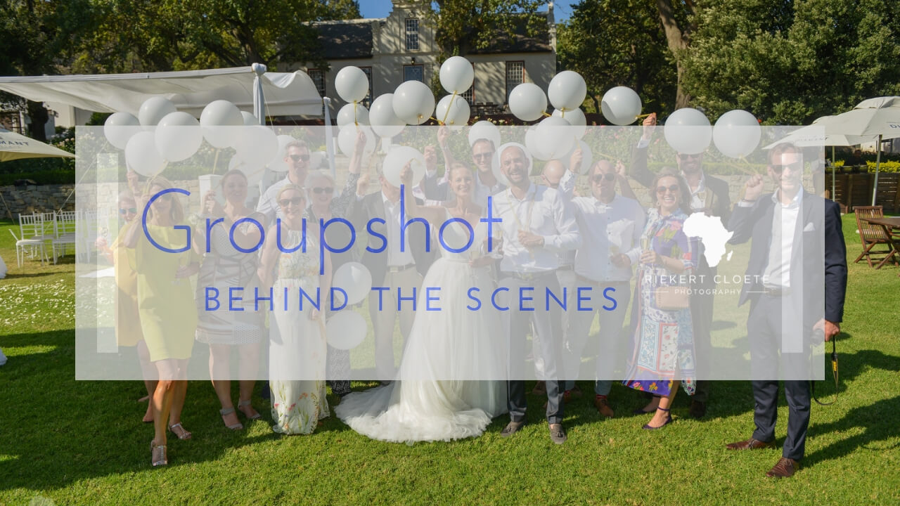 Behind the Scenes – Group photo