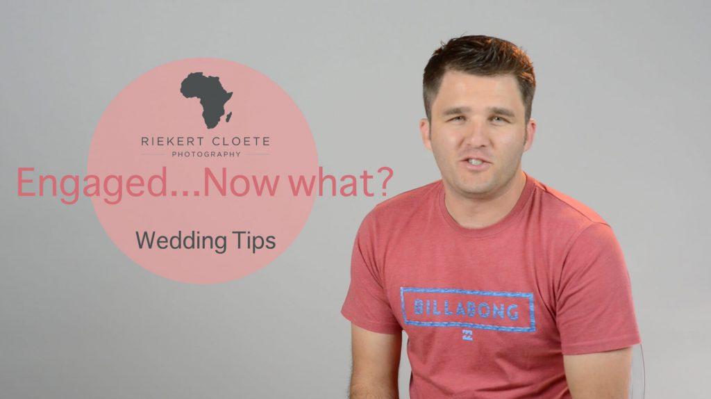 Wedding tips Engaged