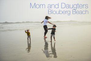 Family shoot on Blouberg Beach