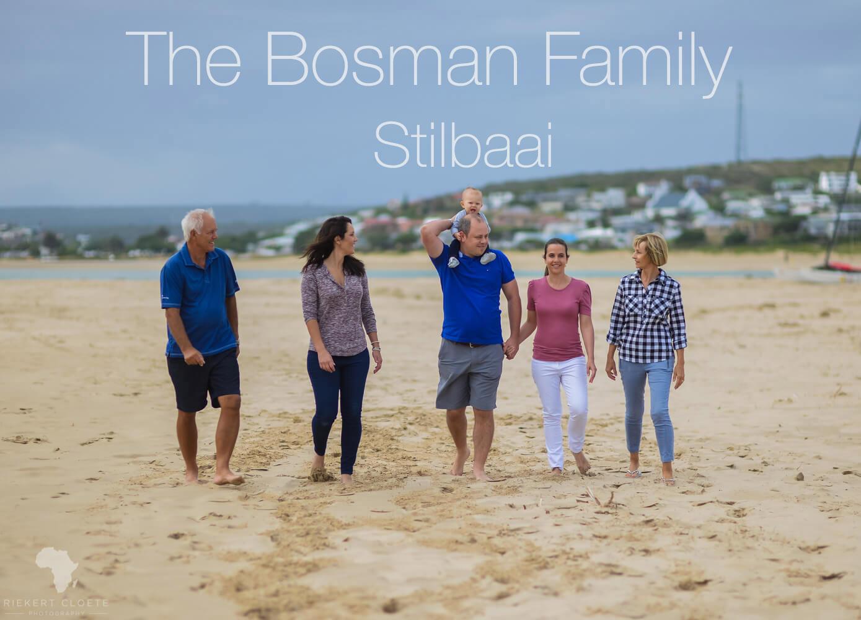 Bosman Family shoot in Stilbaai