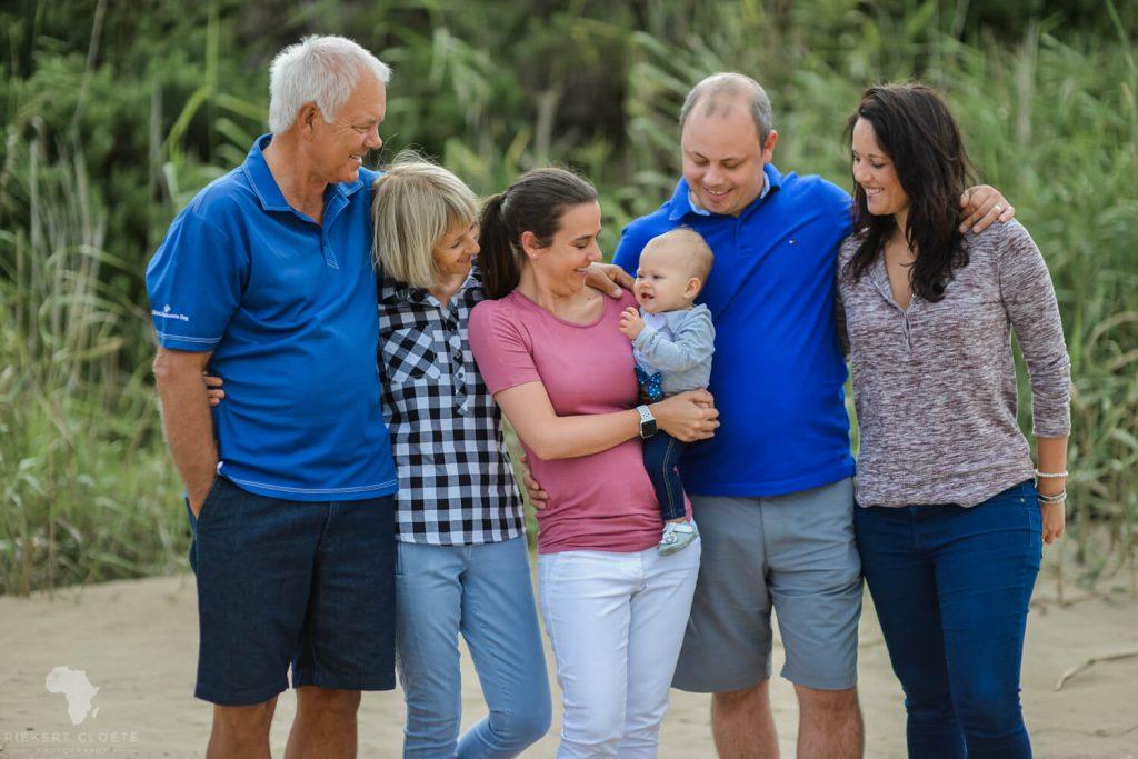 Stilbaai shoot family
