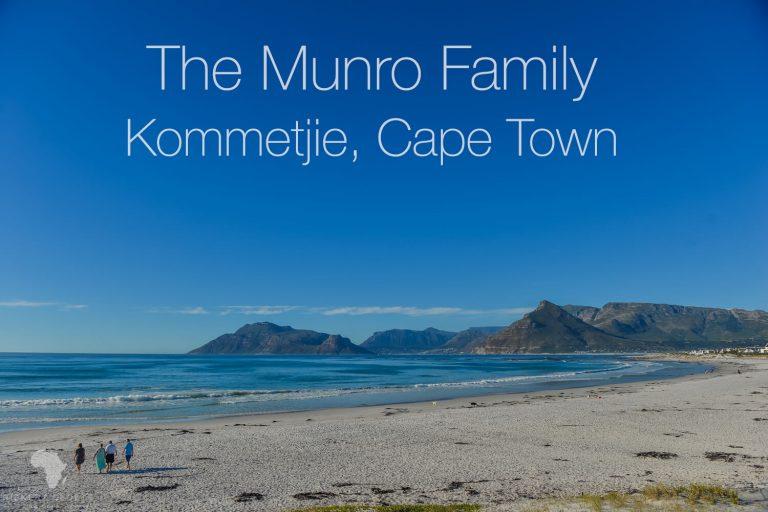 Family Shoot in Kommetjie