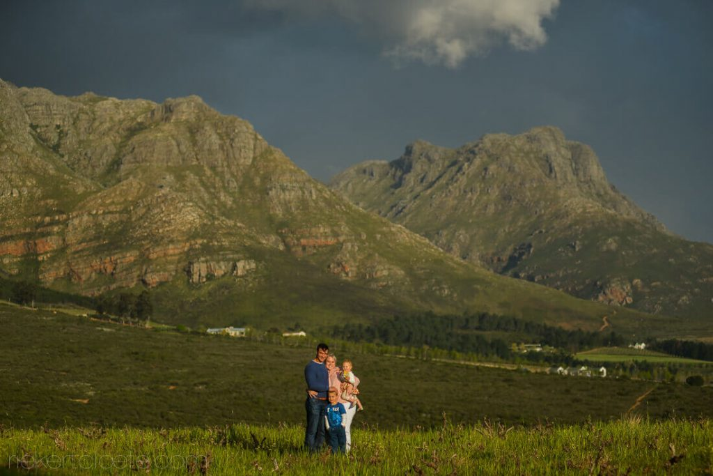 Stellenbosch Mountains
