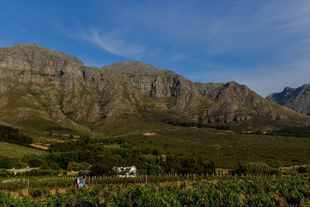 Family shoot in Stellenbosch