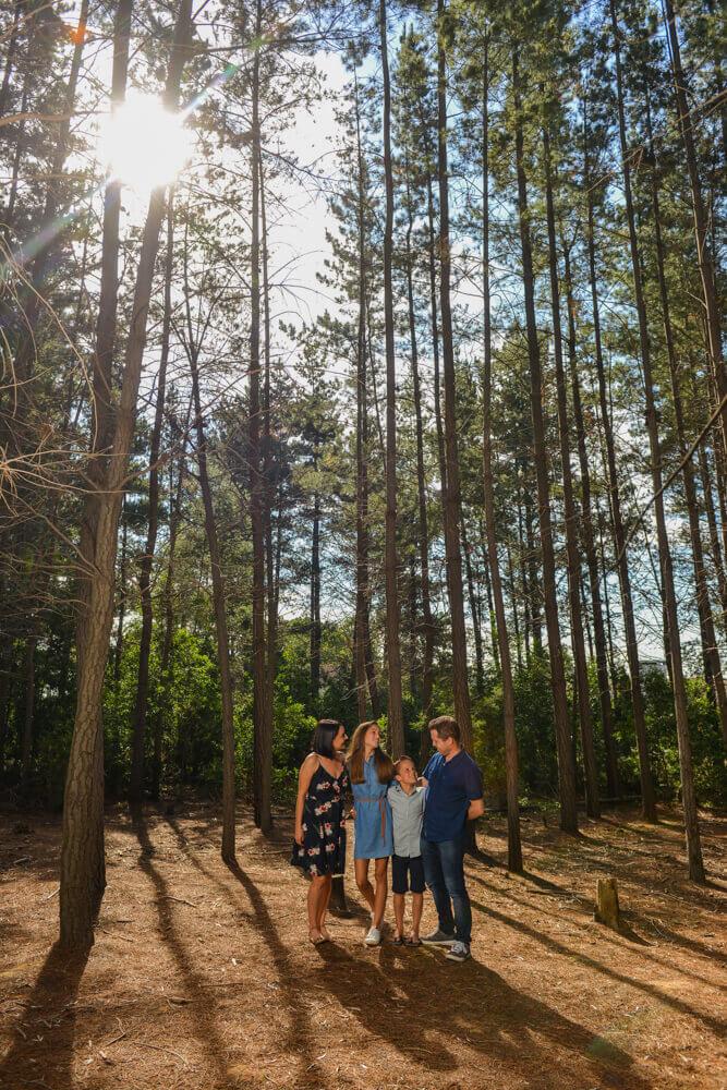 Stellenbosch family shoot